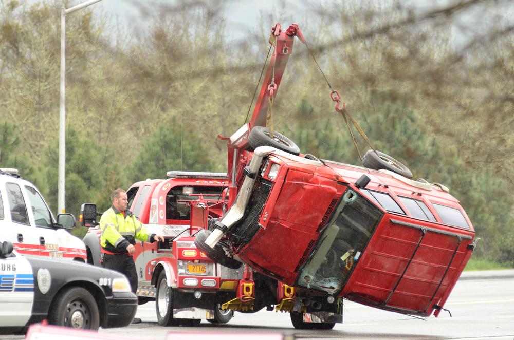 Verkehrsunfälle und Personenschäden