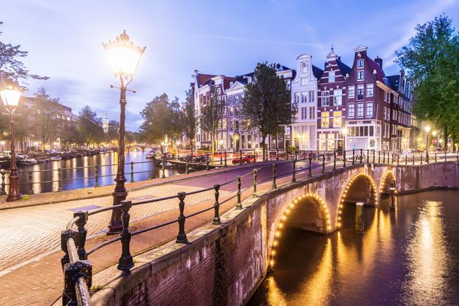 Annual Meeting of the Europӓische Anwaltskooperation 2014 – Amsterdam, Netherlands