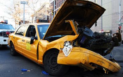 New York taxi crash – German couple sues.
