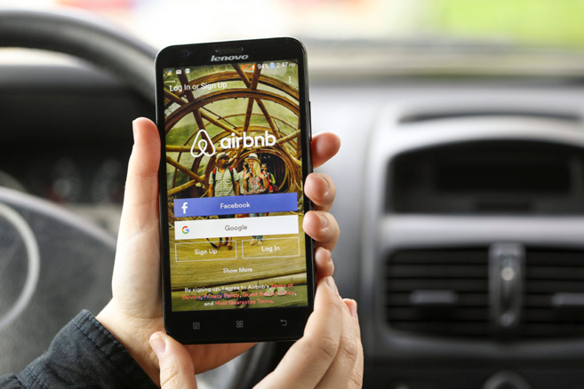 German Tourist Sues Airbnb After Discovering Hidden Camera.