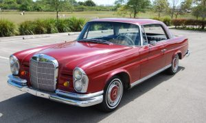 German Purchaser of an Antique Vehicle Deceived – Settlement Reached -1965 Mercedes Benz SEb 220 Coupe