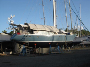 German Purchaser of Sailing Yacht